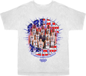 Dream Team Tee - White