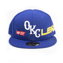 GRPFLY x Clean OKC New Era Fitted Royal
