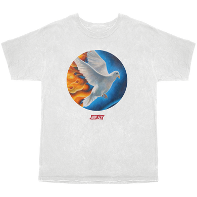 Holy Spirit Tee- White