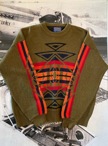 Vintage Pendleton Wool Sweater XL