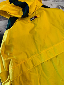 Vintage Tommy Hilfiger Jacket 2XL - Yellow
