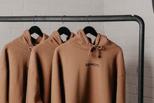 GRPFLY Hoodie - Saddle