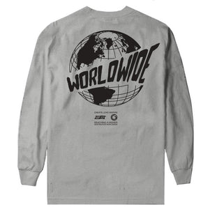 Worldwide Long Sleeve Heather