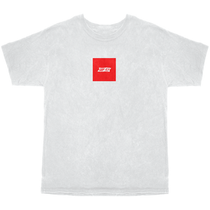 Box Heavy Tee- White