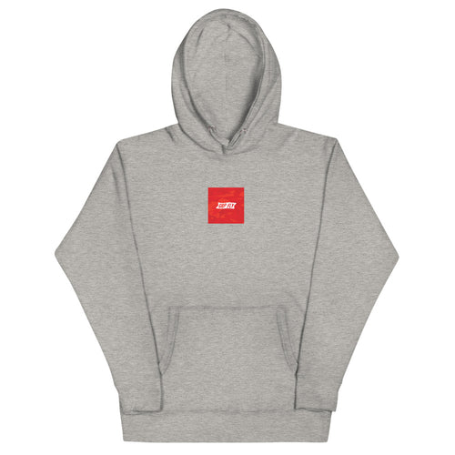 Camo Box Prem Hoodie - Heather