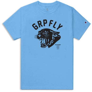 Panther Tee Carolina Blue