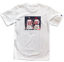 Better Together Champion Tee - White
