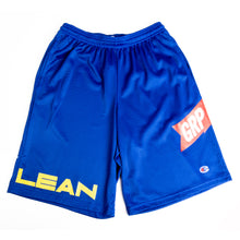 GRPFLY x Clean Champion Mesh Shorts Royal