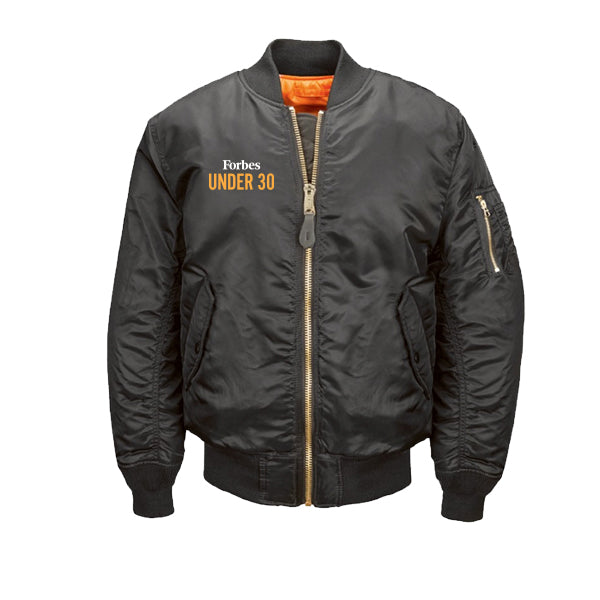 Women's Alpha MA-1 Bomber Flight Jacket