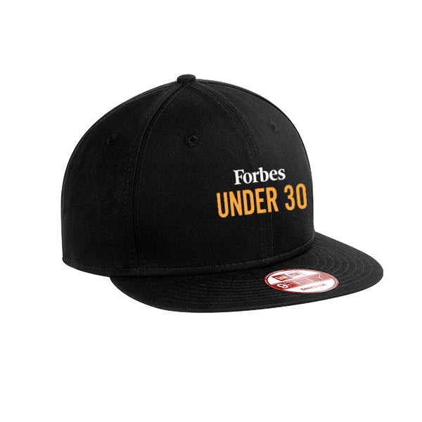 New Era Flat Bill Snapback