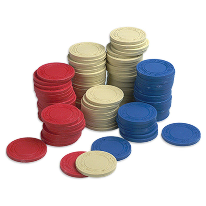 Carrom Clay Poker Chips