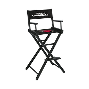 Imperial Arizona Cardinals Bar Height Director Chair-epicrecrooms.com