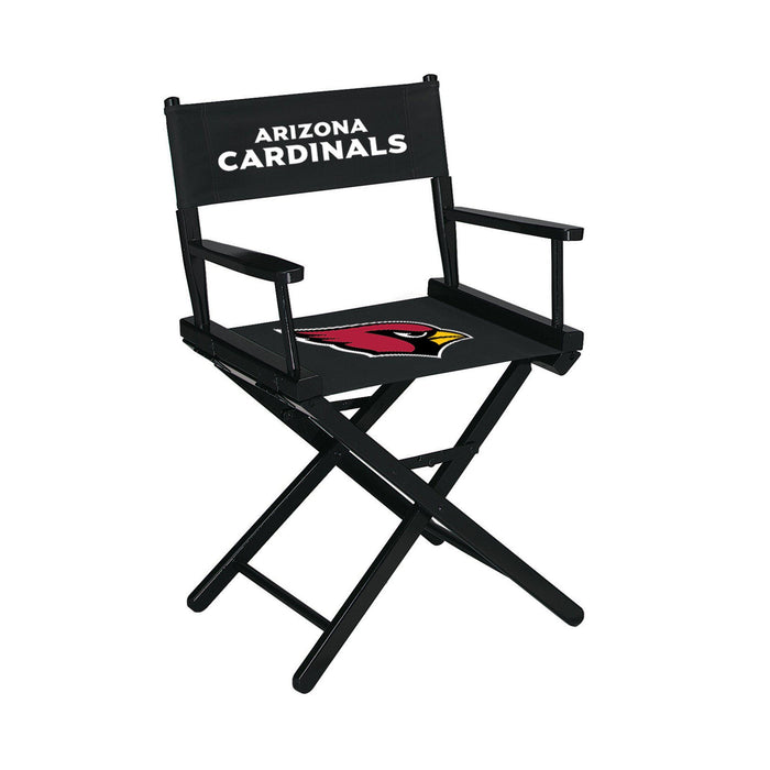 Imperial Arizona Cardinals Table Height Director Chair