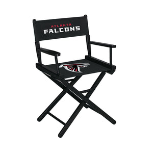 Imperial Atlanta Falcons Table Height Director Chair-epicrecrooms.com
