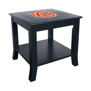 Imperial Auburn Side Table-epicrecrooms.com