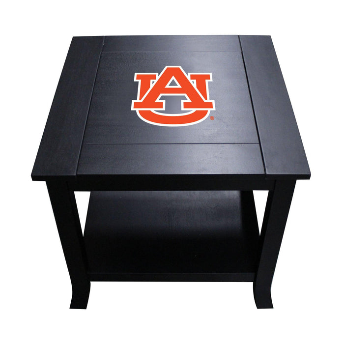 Imperial Auburn Side Table