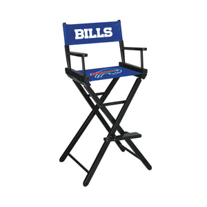 Imperial Buffalo Bills Bar Height Director Chair-epicrecrooms.com