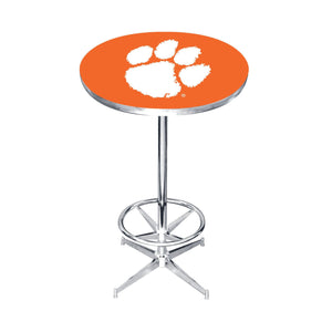 Imperial Clemson Pub Table-epicrecrooms.com