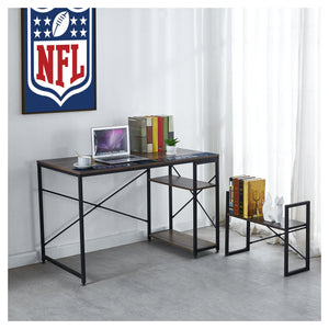 Imperial Dallas Cowboys Office Desk-epicrecrooms.com