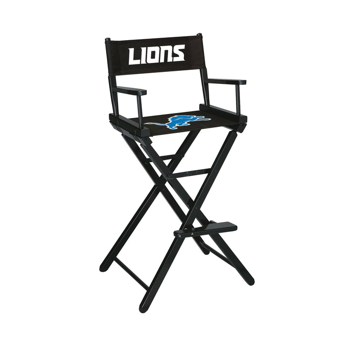 Imperial Detroit Lions Bar Height Director Chair