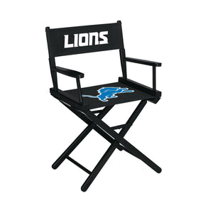 Imperial Detroit Lions Table Height Director Chairs-epicrecrooms.com