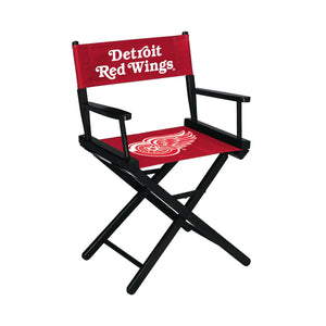 Imperial Detroit Red Wings Table Height Director Chair-epicrecrooms.com