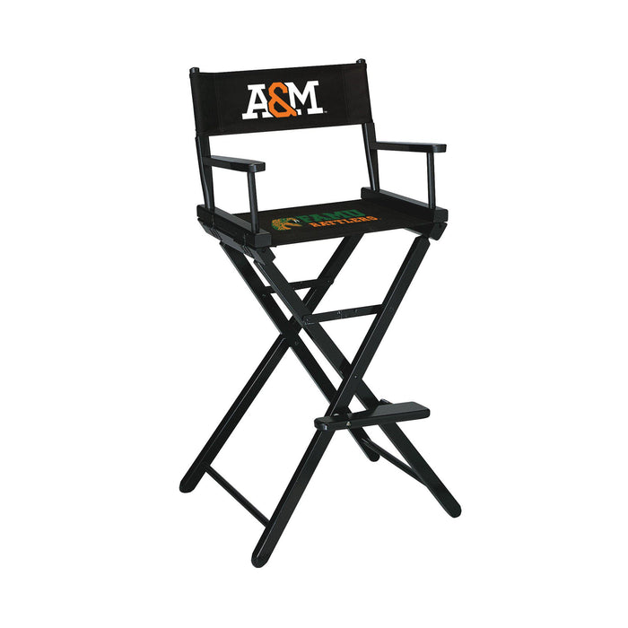 Imperial Florida A&M Bar Height Director Chair