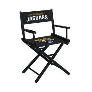 Imperial Jacksonville Jaguars Table Height Director Chair-epicrecrooms.com