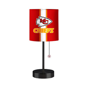 Imperial Kansas City Chiefs Desk Lamp-epicrecrooms.com
