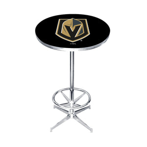 Imperial Las Vegas Golden Knights Pub Table-epicrecrooms.com