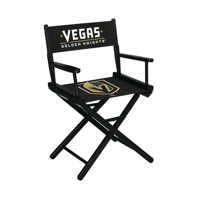 Imperial Las Vegas Golden Knights Table Height Director Chair