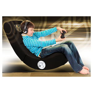 Imperial Las Vegas Golden Knights Video Chair With Bluetooth-epicrecrooms.com