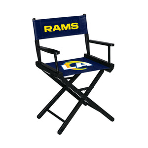 Imperial Los Angeles Rams Table Height Director Chair-epicrecrooms.com