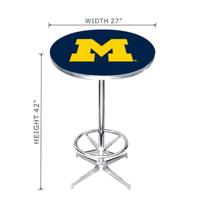 Imperial Michigan Pub Table-epicrecrooms.com