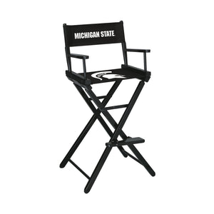Imperial Michigan State Bar Height Director Chair-epicrecrooms.com