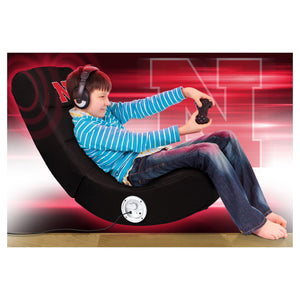 Imperial Nebraska Video Chair with Bluetooth-epicrecrooms.com