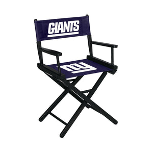 Imperial New York Giants Table Height Director Chair-epicrecrooms.com