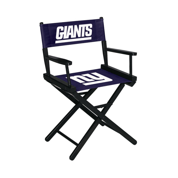 Imperial New York Giants Table Height Director Chair