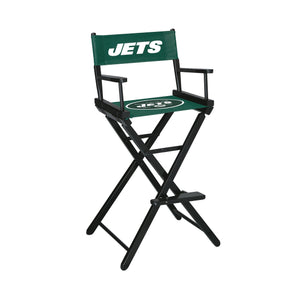 Imperial New York Jets Bar Height Director Chair-epicrecrooms.com
