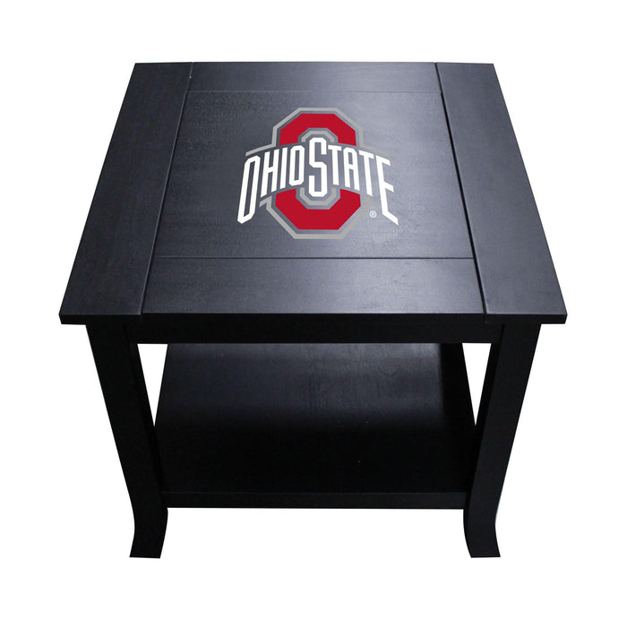 Imperial Ohio State Side Table