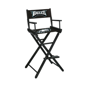 Imperial Philadelphia Eagles Bar Height Director Chair-epicrecrooms.com