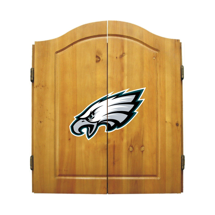 Imperial Philadelphia Eagles Dart Cabinet