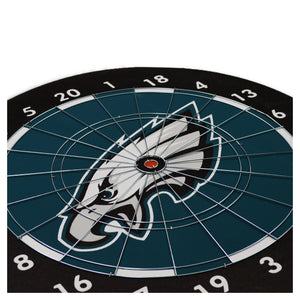 Imperial Philadelphia Eagles Dartboard Gift Set-epicrecrooms.com