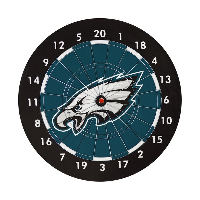 Imperial Philadelphia Eagles Dartboard Gift Set