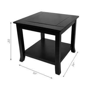 Imperial Pittsburgh Steelers Side Table-epicrecrooms.com
