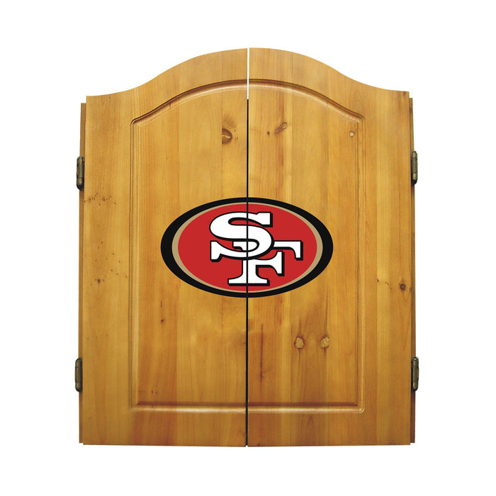 Imperial San Francisco 49ers Dart Cabinet