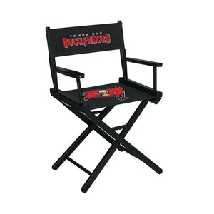 Imperial Tampa Bay Buccaneers Table Height Director Chair-epicrecrooms.com