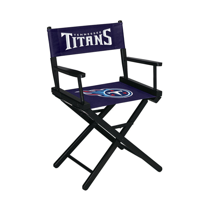 Imperial Tennessee Titans Table Height Director Chair