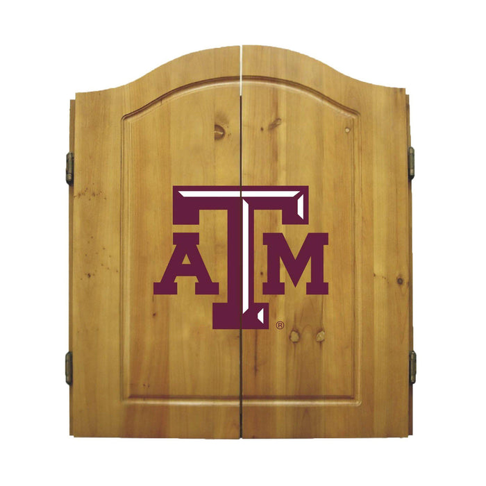 Imperial Texas A&M Dart Cabinet