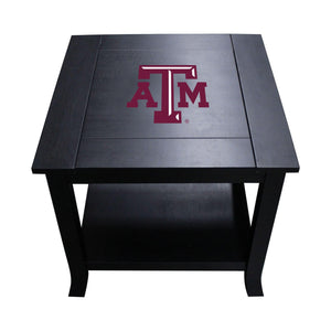 Imperial Texas A&M Side Table-epicrecrooms.com